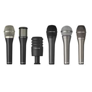 Microphone-hire