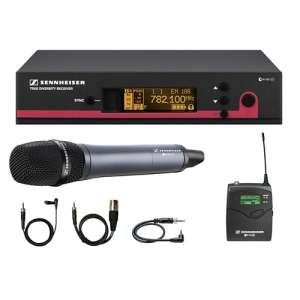Sennheiser-G3-Wireless-Microphones