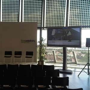 Plasma & Led Screen Hire London