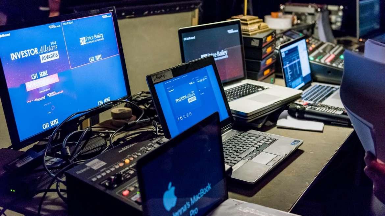 Event Production Hire London